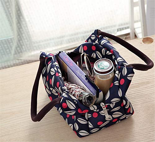 Rose Blue Small Fringes And De For Handbags Mano White Rosa Water Bags Proof Bolso Deep 6FZqx