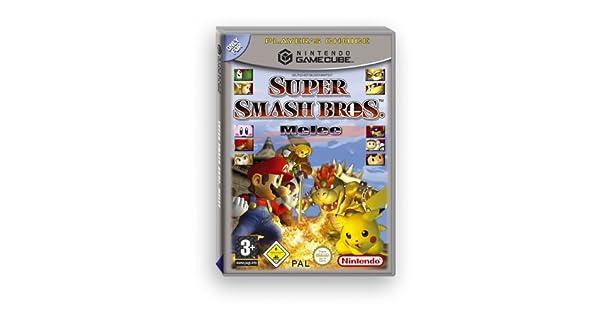 Super Smash Bros. Melee [Importación alemana]: Amazon.es: Videojuegos