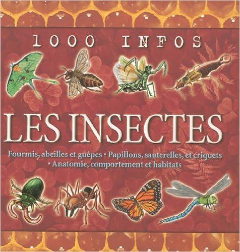 Les insectes pdf ebook