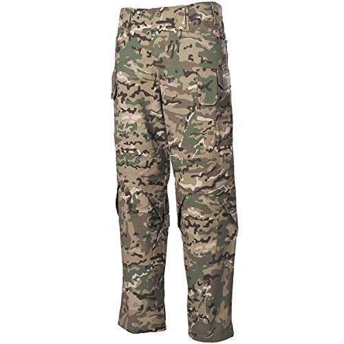 MFH Hommes Mission Combat Pantalon Ripstop Operation Camo taille XL