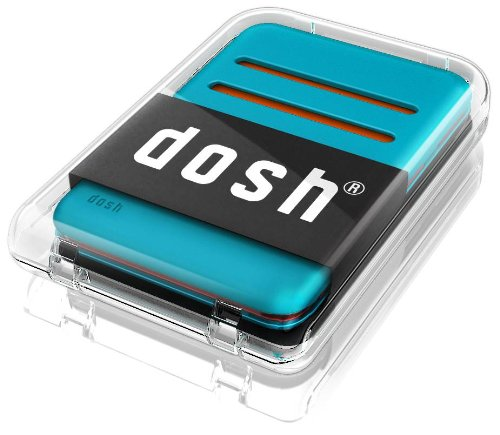 dosh Magic Wallet dosh Sherbert Mens Mens Blue 77qTZvH