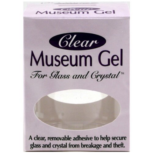 Gel Clear Museum - Ready America 33111 Museum Gel, Clear by Quakehold!