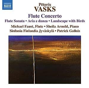 Vasks: Flute Concerto