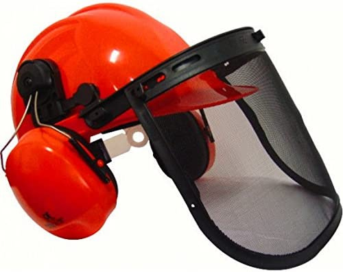 Rocwood Chainsaw Helmet For DIY Use