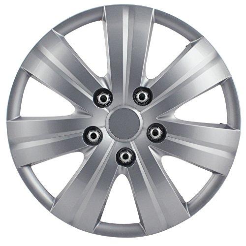 15 Spoke Silver Wheel - 4