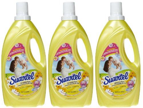 (Suavitel Liquid Fabric Softener - Morning Sun - 33.8 oz - 3 pk)