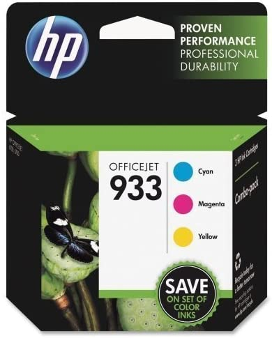 Amazon.com: HP 933 - Cartucho de tinta para impresora de ...