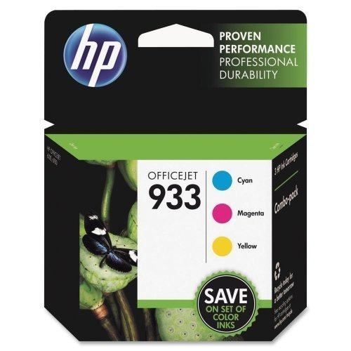 HP 933 Ink Cartridge Magenta product image