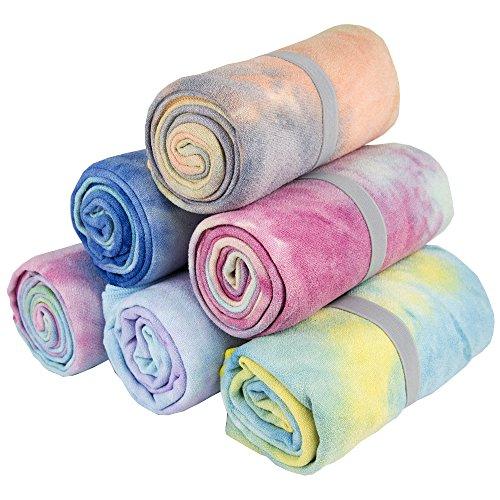 Limber Stretch Hot Yoga Towel