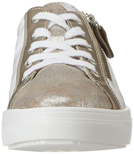 36 Femme EU Weiß R7801 Basses Sneakers Remonte x1qwTzAAO