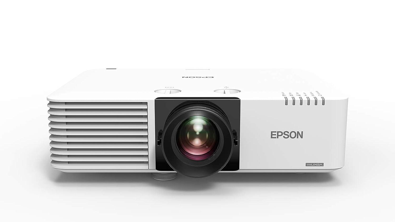 Epson EB-L610U Video - Proyector (6000 lúmenes ANSI, 3LCD, WUXGA ...