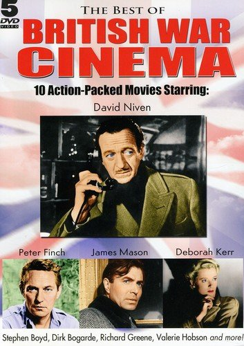 The Best of British War Cinema: 10 Action Packed Movies (Best Cinema In The World)