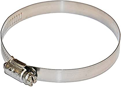 Abrazaderas de metal para tubo/manguera flexible: Amazon.es: Bricolaje y herramientas