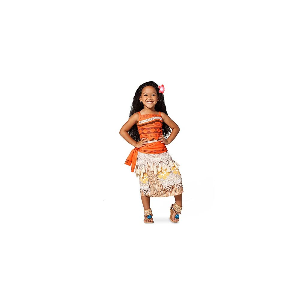 Best Disney Toys for Kids - Disney Moana Girls Adventure Outfit