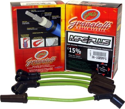 G53341451MPG1876-34-1451MPG - Granatelli 34-1451MPG Spark Plug Wire - Direct Fit