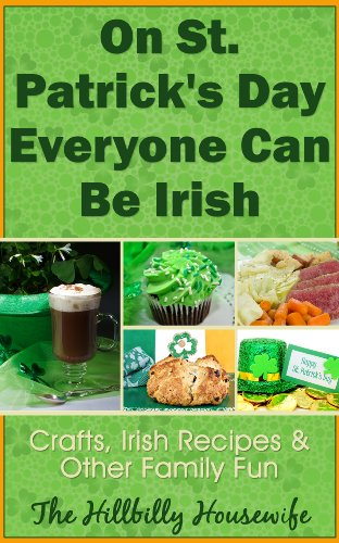On St. Patrick's Day Everyone Can Be Irish by [Housewife, Hillbilly]