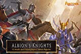 FIREFORGE Albion's Knights - 12 Knights with Barded horses in 28mm