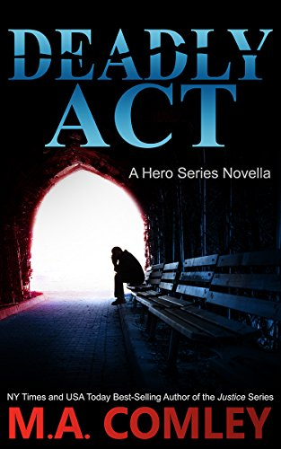 book cover of Deadly Act