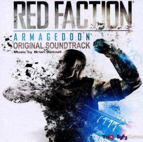 Price comparison product image Red Faction: Armageddon - Original Soundtrack