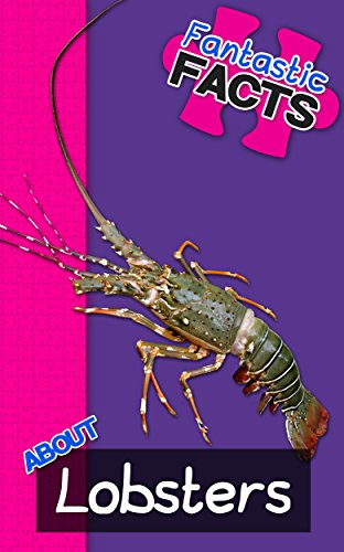 Fantastic Facts About Lobsters: Illustrated Fun Learning For Kids