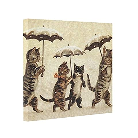 Funny ship Picture Canvas Printing Sepia Cheap Painting Canvas Cats Wall Art Canvas Prints - Sepia Photo Print