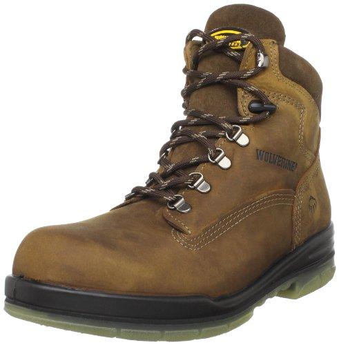 Wolverine Men's W03226 Durashock Boot, Stone, 12 M US