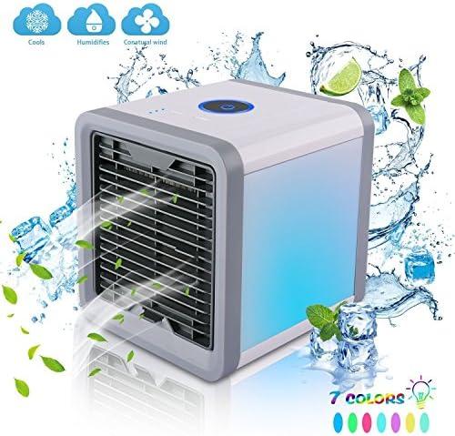 aivant Aire Acondicionado Portátil, Refrigerador personal a ...