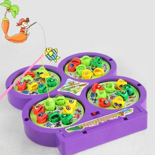 Toy for Fish catching games
