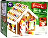 Pre-Baked Gingerbread House Kit