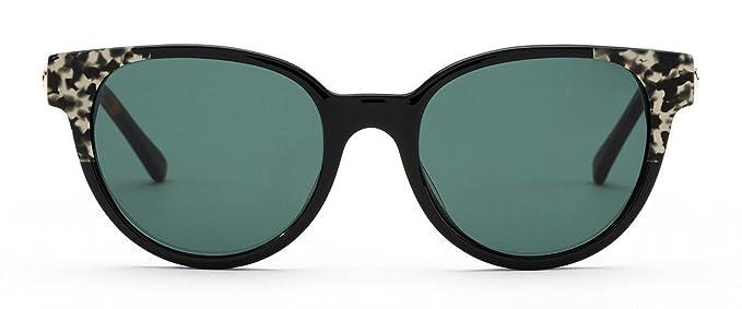 Amazon.com: Otis Eyewear Midnight City: Negro Tort/Verde ...