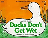 img - for Ducks Don't Get Wet (Let's Read and Find Out Science Books) by Augusta Goldin (1989-09-03) book / textbook / text book