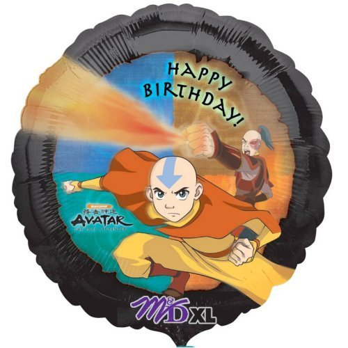 Avatar Happy Birthday 18