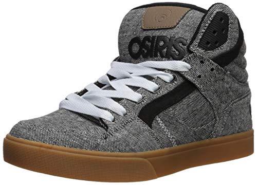 Osiris wool Charcoal black opl Clone'white z8rTqz