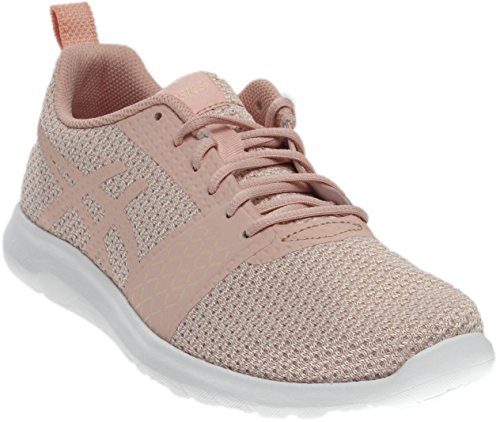 ASICS Kanmei Shoe Women's Casual 9 Evening Sand-Vanilla Cream (Shoes Asics Casual)
