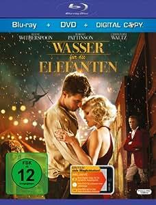 Wasser für die Elefanten  (+ DVD) [Alemania] [Blu-ray]