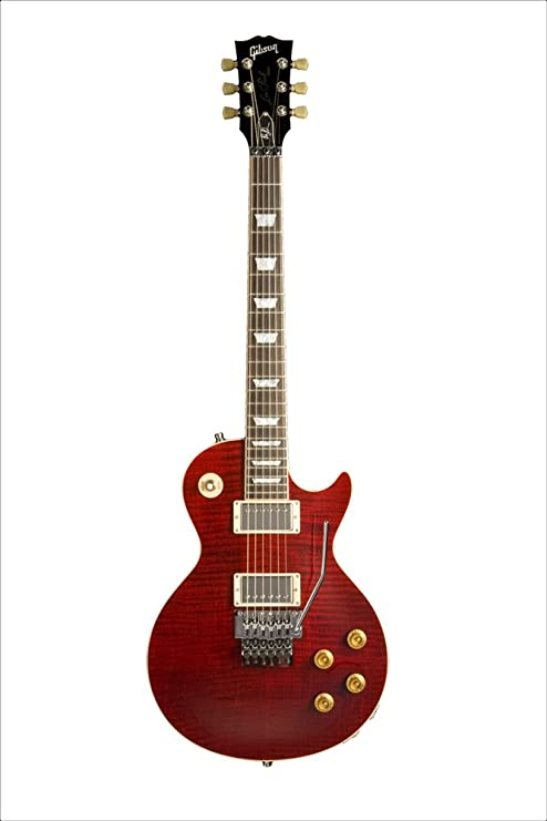 Gibson Custom Shop Alex Lifeson Les Paul Axcess Floyd · Guitarra eléctrica