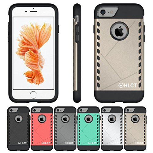iphone-7-case-47-inch-by-hlct-interior-tpu-bumper-hard-shell-solid-pc-back-shock-absorption-skid-pro