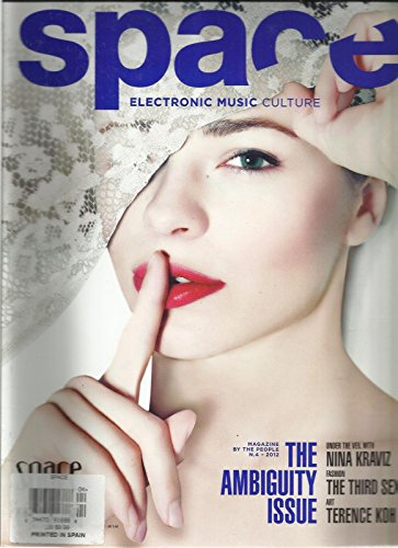 SPACE, ELECTRONIC MUSIC CULTURE, 2012 THE AMBIGUITY ISSUE ( THE THIRD SEX by Generic