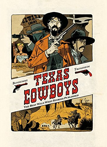 Texas Cowboys: Band 1