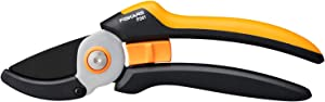 Fiskars 1057165 Solid Pruner Anvil, Black/Orange