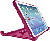 OtterBox Defender Series Case with Stand for Apple iPad Air (1st Gen) - Non-Retail Packaging - Papaya (Pink White)