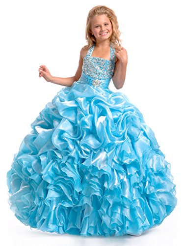 wenli-girls-crystals-ruffled-halter-floor-length-pageant-dresses-16-us-bright-blue