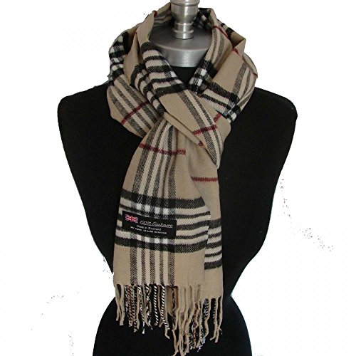 Beige_LONG SCARF 72