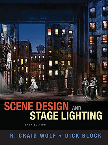 Pdf Arts Scene Design and Stage Lighting