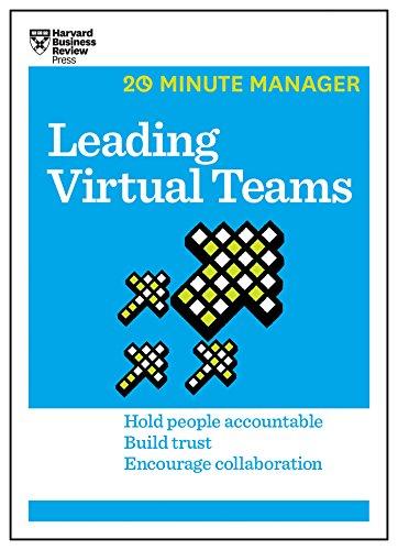 Download PDF Leading Virtual Teams