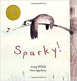 Image result for sparky! book
