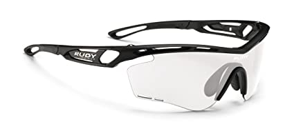 7a44b07c71 Rudy Project Tralyx Matte Black with Impactx-2 Photochromic Clear to Black  Lenses