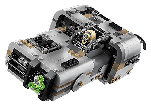LEGO Star Wars Molochs Landspeeder 75210 Building Kit 464 pieces