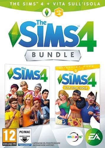 The Sims 4 - Espansione Vita SullIsola (Codice digitale incluso ...