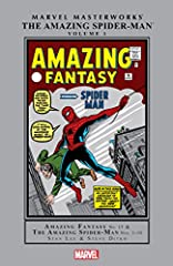 Collects Amazing Fantasy #15 and Amazing Spider-Man (1963) #1-10.When a young Peter Parker is given the fantastic powers of an arachnid, he must also deal with the fantastic pressures of an everyday teenager. Check out these stories of specta...
